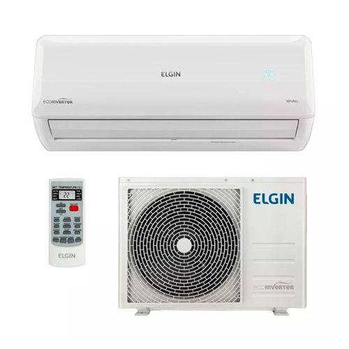 Ar Condicionado Split Hi Wall Inverter Elgin Eco 24.000 Btus Frio 220v