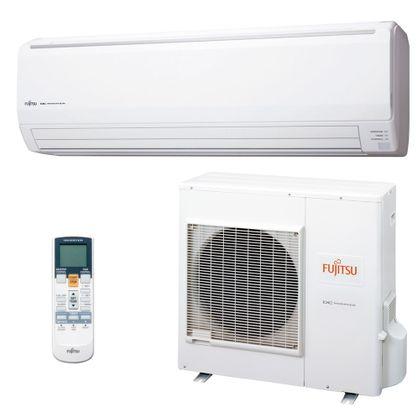 Ar Condicionado Split Hi Wall Inverter Fujitsu 27000 Btus Quente e Frio Monofásico 220v