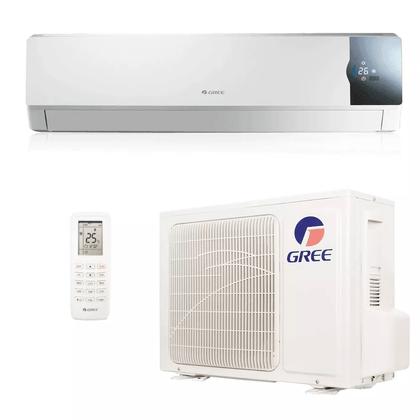 Ar Condicionado Split Hi Wall Inverter Gree Cozy 9.000 Btus Quente e Frio 220v