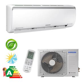 Ar Condicionado Split Hi-Wall Samsung Digital Inverter 12.000 BTU/h Quente/Frio 220V - 8 Polos AR12MSSPBGMNAZ