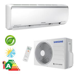 Ar Condicionado Split Hi-Wall Samsung Digital Inverter 24.000 BTU/h Quente/Frio 220V AR24KSSPASNNAZ