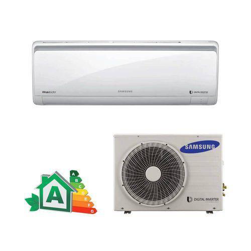 Ar Condicionado Split Hi-Wall Samsung Digital Inverter 9.000 Btus Quente/Frio 220v