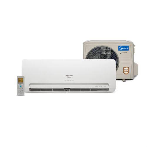 Ar Condicionado Split Hi Wall Springer Midea Inverter Wi-fi 12000 Btus Quente Frio 220v - 42mbqa12m5