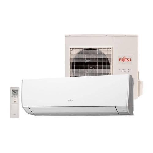 Ar Condicionado Split High Wall Inverter Fujitsu 12000 Btus Quente/Frio 220v 1F ASBG12JMCA QF
