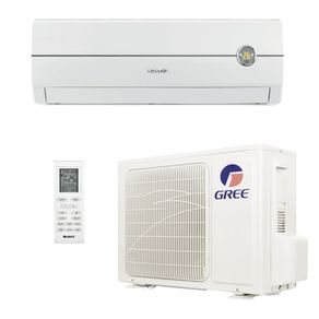 Ar Condicionado Split HW Gree Garden 28.000 BTUs Quente/Frio 220V