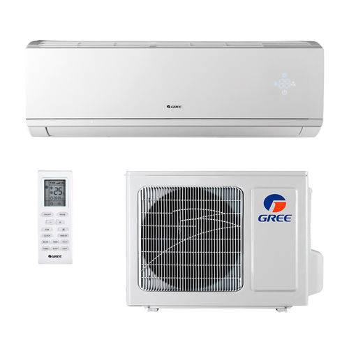 Ar Condicionado Split Hw Inverter Gree Eco Garden 9.000 BTUs Quente/Frio 220V