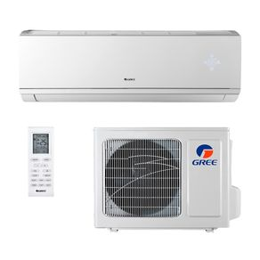 Ar Condicionado + Instalação Split HW Inverter Gree Eco Garden 9.000 BTUs só Frio 220V