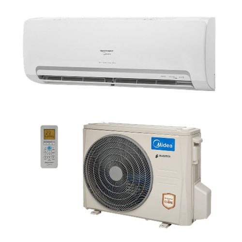 Ar Condicionado Split HW Inverter Springer Midea 24.000 BTUs Quente/Frio 220V