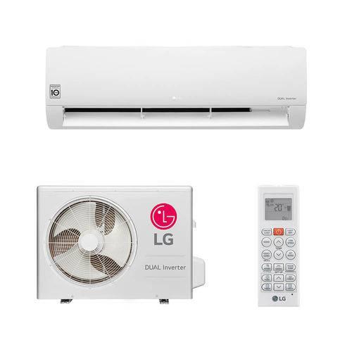 Ar Condicionado Split Hw Lg Dual Inverter 22.000 Btus Quente/frio 220v
