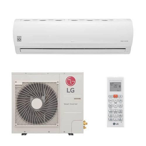 Ar Condicionado Split Hw Lg Dual Inverter 31.000 Btus Quente/frio 220v
