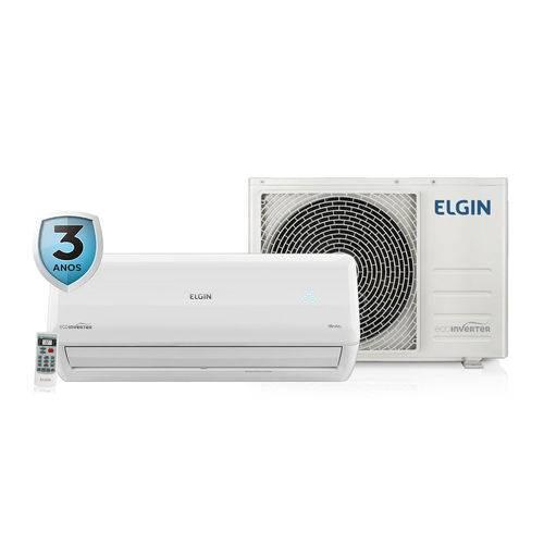 Ar Condicionado Split Inverter Elgin Eco 12.000 Btu/h Quente e Frio HVQI12B2IA