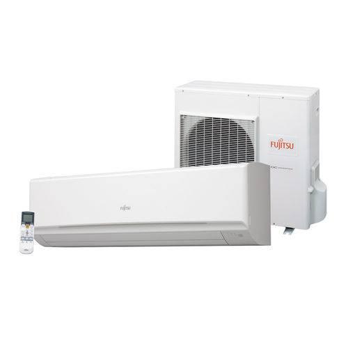 Ar Condicionado Split Inverter Fujitsu 31.000 Btu/h Quente e Frio ASBG36LMTA