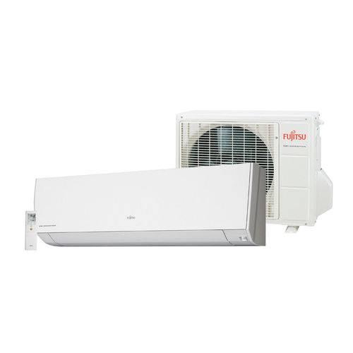 Ar Condicionado Split Inverter Fujitsu 9.000 Btu/h Quente e Frio ASBG09LMCA