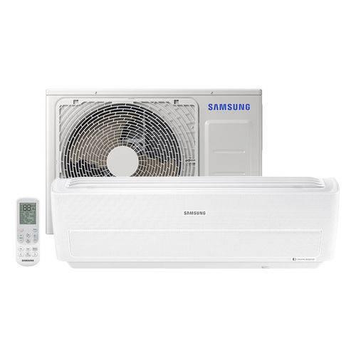 Ar Condicionado Split Inverter Samsung Wind Free 12000 Btus Quente/frio 220v Monofasico Ar12nspxbwknaz