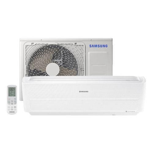 Ar Condicionado Split Inverter Samsung Wind Free 18000 Btus Quente/frio 220v Monofasico Ar18nspxbwknaz