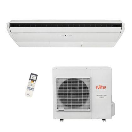 Ar Condicionado Split Inverter Teto 29000 Btus Quente e Frio 220v Fujitsu ABBA30LCT PRINVPTO30Q2FU0