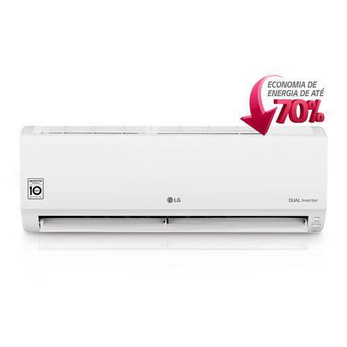 Ar-condicionado Split Lg Dual Inverter 9000btus Quente e Frio