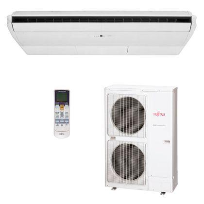 Ar Condicionado Split Piso Teto Inverter Fujitsu 42.000 Btus Quente e Frio 220v