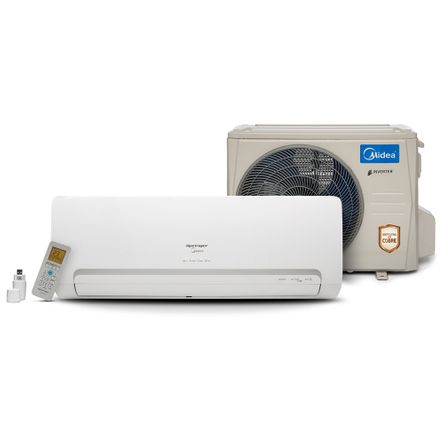 Ar Condicionado Split Springer Midea Inverter 12.000 Btus Quente/Frio