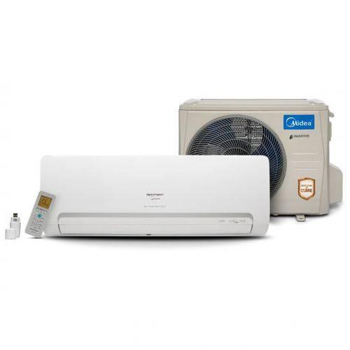 Ar Condicionado Split Springer Midea Inverter 9.000 Btus Quente/frio - 220v