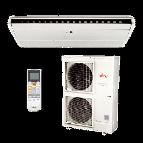 Ar Condicionado Split Piso Teto Inverter Fujitsu 42.000 BTUs Quente/Frio 220V Monofásico