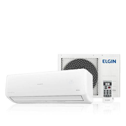 Ar Condicionado Split Wall Elgin Eco Inverter 12000 Btu/h Frio 220v