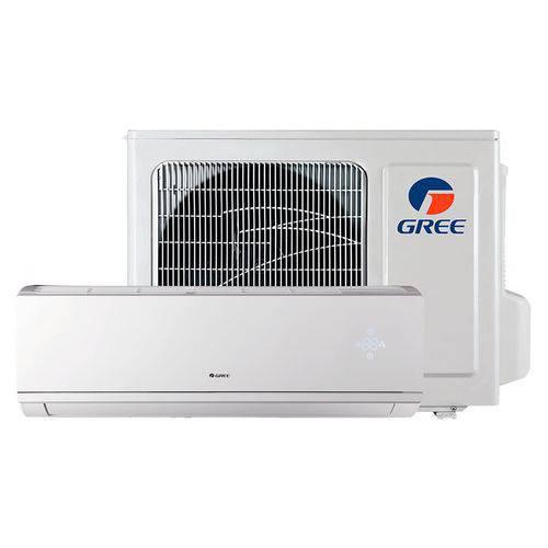 Ar Condicionado Split Wall Gree Eco Garden Inverter 18000 Btu/h Frio 220v