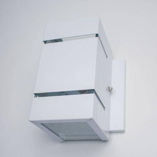 Arandela Catarina G9 em Aluminio/ 1401