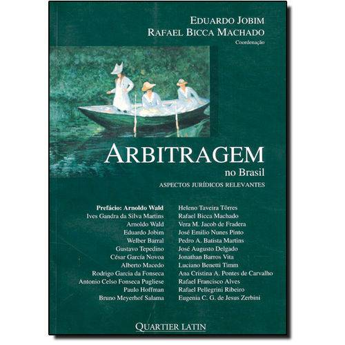 Arbitragem no Brasil