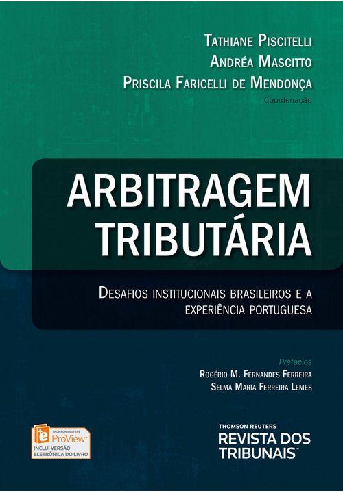Arbitragem Tributária - 1ª Edição