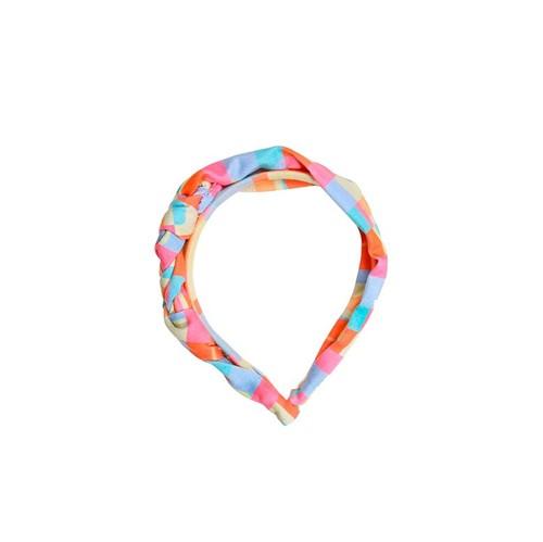 Arco Color Block Rosa/u