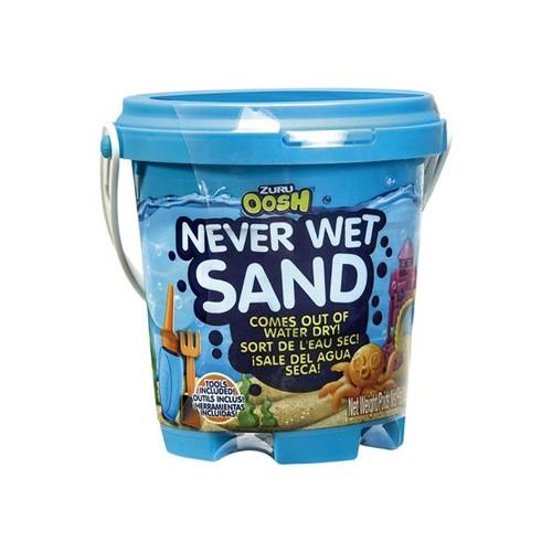Areia Mágica - Never Wet Sand - Azul Neon - Fun - FUN