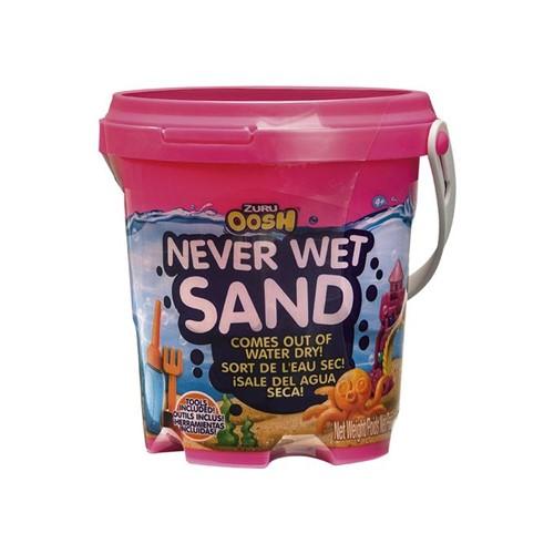 Areia Mágica - Never Wet Sand - Rosa Neon - Fun - FUN
