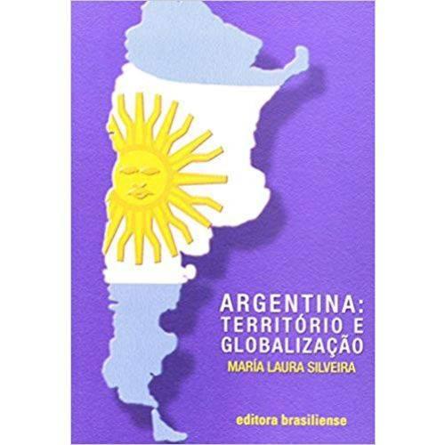 Argentina: Territorio e Globalizacao - 9788511000658