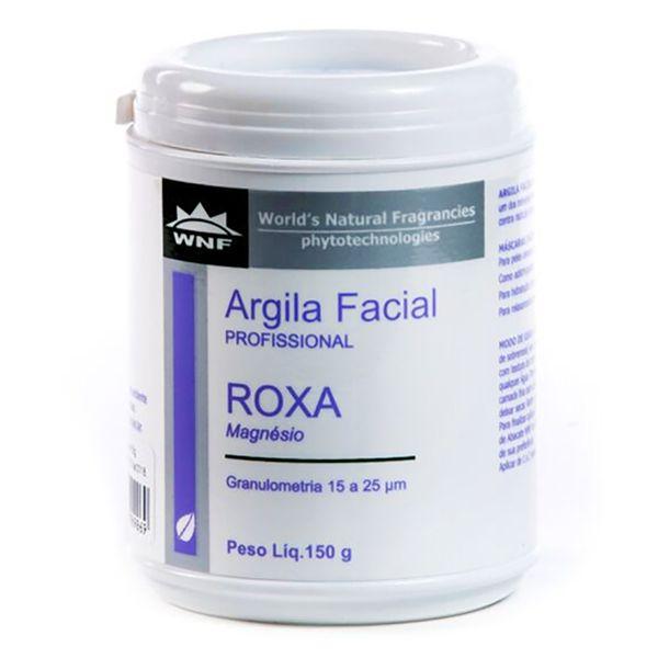Argila Roxa Facial Profissional WNF 150g