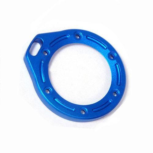 Armação de Alumínio Azul para Caixa Estanque Hero 2