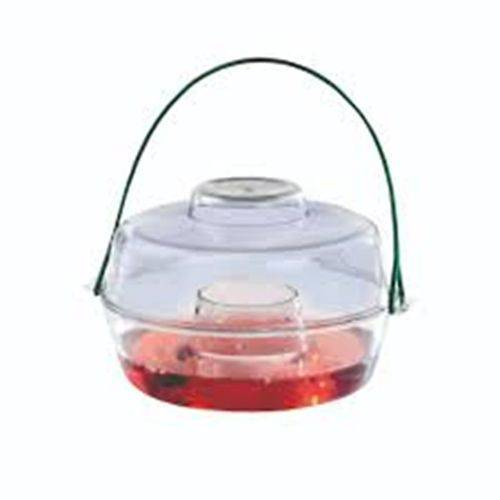Armadilha Plastica para Insetos Mosquitos e Moscas Sem Cheiro e Sem Eletricidade