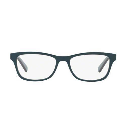 Armani Exchange Ax 3030l 8188 Verde T52 Óculos de Grau