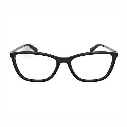 Armani Exchange Ax 3028l 8158 Preto T53 Óculos de Grau