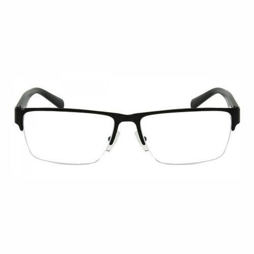 Armani Exchange Ax 1018l 6063 Preto T54 Óculos de Grau