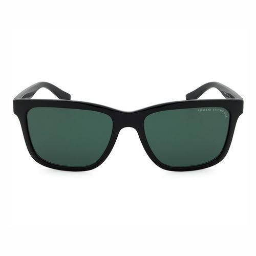 Armani Exchange Ax 4045sl 8178 71 Preto T56 Óculos de Sol