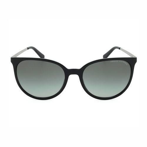 Armani Exchange Ax 4048sl 8158 11 Preto T56 Óculos de Sol