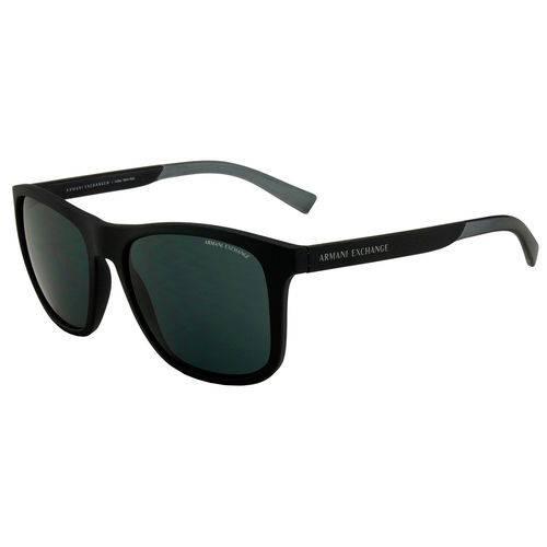 Armani Exchange Ax 4049sl 818287 Preto T57 Óculos de Sol