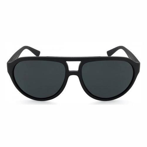 Armani Exchange Ax 4042s 8078 87 Preto Fosco T59 Óculos de Sol