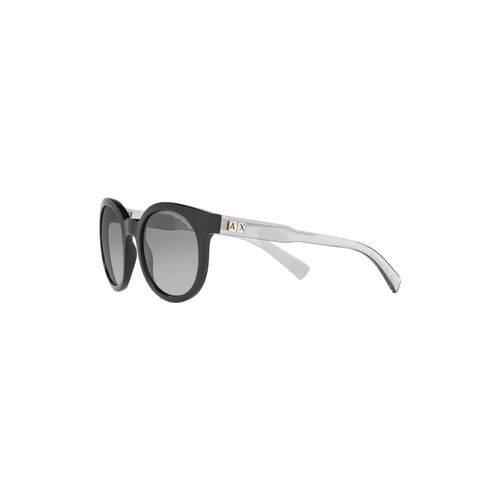 Armani Exchange Ax 4057sl 820711 Preto T53 Óculos de Sol