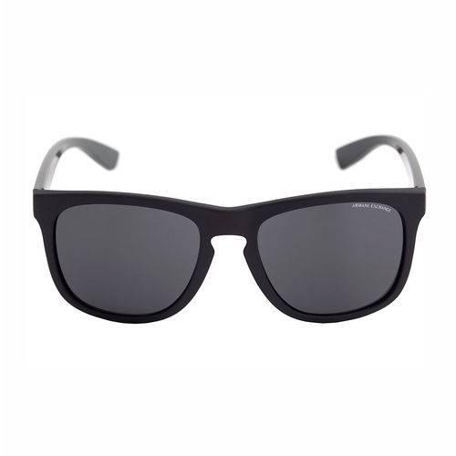 Armani Exchange Ax 4058sl 819987 Preto T55 Óculos de Sol