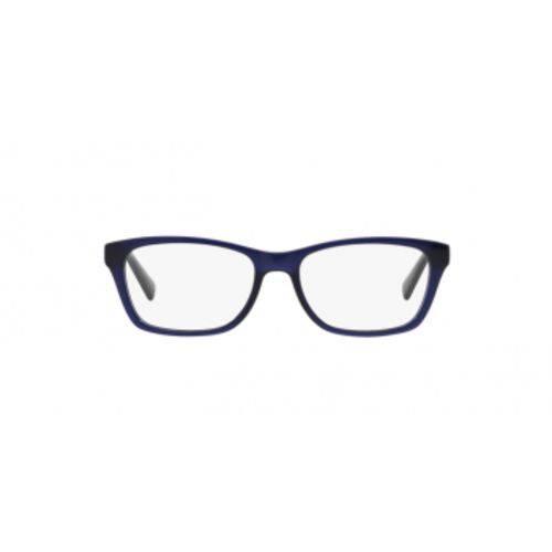 Armani Exchange AX3006L 8139 Azul Transparente Lente Tam 52