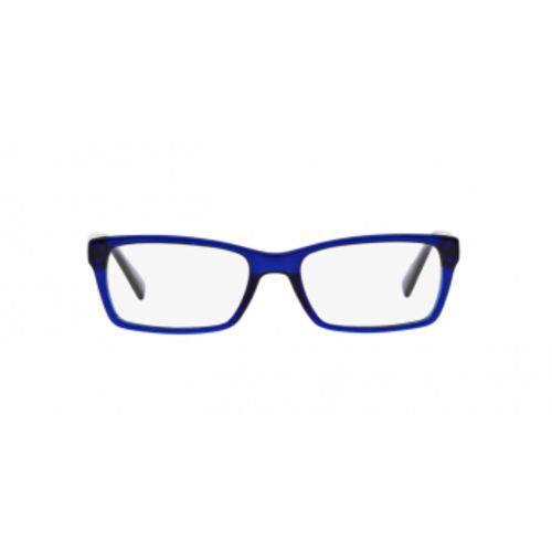 Armani Exchange AX3007L 8018 Azul Transparente Lente Tam 53