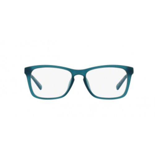 Armani Exchange AX3012L 8084 Azul Transparente Lente Tam 54