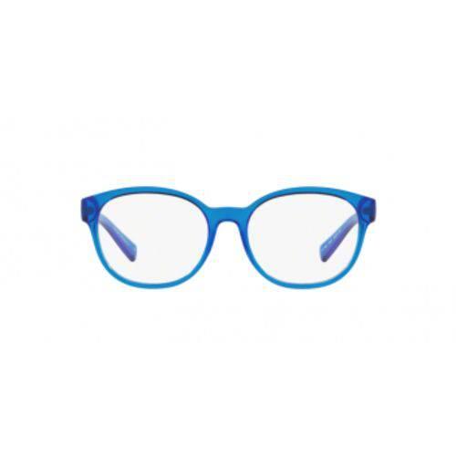 Armani Exchange AX3040L 8210 Azul Transparente Lente Tam 53
